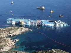 Costa Concordia, isola del Giglio, Dayana, naufragio concordia, disastro ambientale