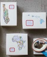 scatole dei ricordi, scatole portaoggetti, scatole riciclate, idee regalo, idee faidate, regalo faidate, idee ecologiche, idee riciclo
