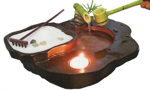 Ritorno dalle vacanze un trauma che si combatte con lo for Giardino zen da tavolo ikea